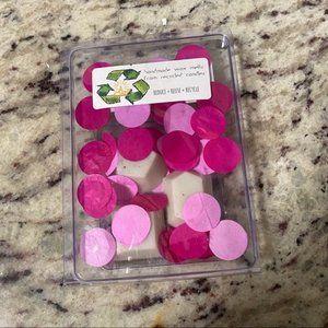 Handmade Recycled Candle Wax Warmer Gemstone Melts